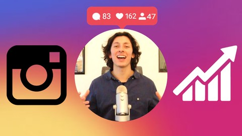 Instagram Marketing 2020   Grow Organic Followers Naturally!