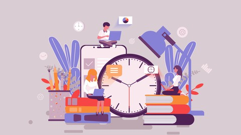 Time Management -The easy way. Step by step.