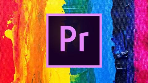 Color Correction & Grading with Adobe Premiere Pro 2020